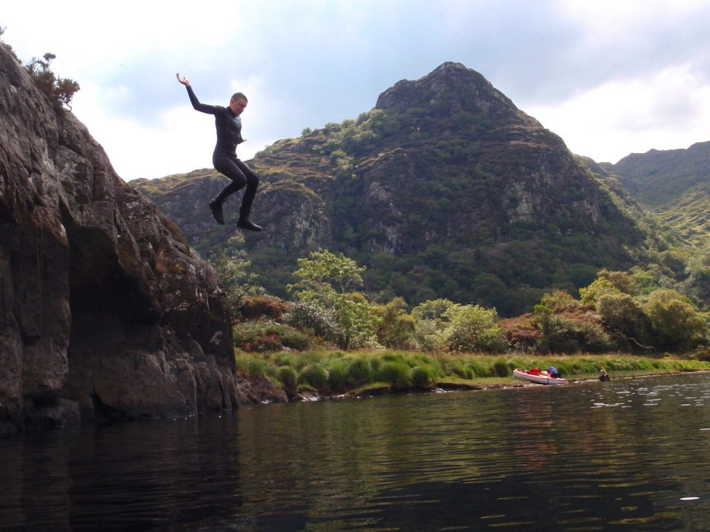 Drop into the Killarney National Park!